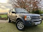 Land Rover Discovery 3 XS 7 seats Leather MOT march 2019 Webasto park heater