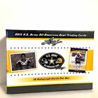 2011 Leaf US Army All American Football HOT Box Plate 12 Autograph Odell Beckham