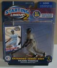 FRANK THOMAS~CHICAGO WHITE SOX ~ STARTING LINEUP 2001 EXTENDED SERIES FIGURE