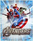 2012 Upper Deck Avengers Assemble Autographs Gallery and Checklist 15