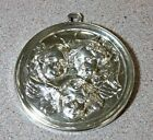 1991 BAROQUE ANGELS Sterling Silver Cherubs Ornament * GORHAM ARCHIVE COLLECTION