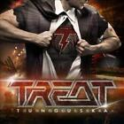 TREAT - TUNGUSKA USED - VERY GOOD CD