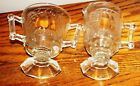 Creamer Jeannette Glass Baltimore Pear Motif 2 PC