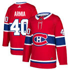 #40 Joel Armia Jersey Montreal Canadiens Home Adidas Authentic