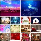 10x10ft Vinyl Merry Christmas Jesus Nativity Photography Backdrop Background