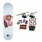 Plan B Skateboard Complete Torey Pudwill X EBS 80