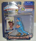 ROBIN YOUNT MILWAUKEE BREWERS ☆COOPERSTOWN☆ 2001 STARTING LINEUP FIGURE