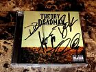 Theory Of A Deadman RARE Authentic Full Band SIGNED CD 2002 Tyler Autographed