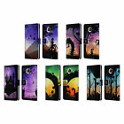 HEAD CASE DREAMSCAPES SILHOUETTES LEATHER BOOK WALLET CASE FOR MOTOROLA PHONES