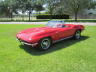 1965 Corvette 1965 Chevrolet Corvette Sting Ray Red with 71275 Miles available now