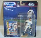 ROGER CLEMENS~ TORONTO BLUE JAYS ~ 1999 ~  STARTING LINEUP ~ SLU ~ NEW IN BOX
