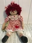 Primitive Raggedy Ann Doll / Hope Annie