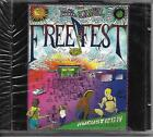 5TH ANNUAL FREE FEST (IN CHICAGO) COMPILATION CD W/Slunt, Tarpit,Marble and more