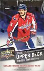 2015-16 UPPER DECK SERIES 2 HOCKEY HOBBY BOX FACTORY SEALED NEW