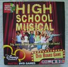 Disney Channel HIGH SCHOOL MUSICAL dvd board game made by Mattel complete