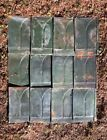 Architectural Salvaged Antique Gothic Stamped Roofing Roof Tins Fixer Upper