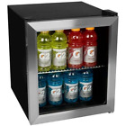 EdgeStar BWC70SS 62-Can Beverage Cooler - Stainless Steel