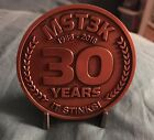 MST3K 30th Anniversary COIN Mystery Science Theater 3000 LIVE TOUR METAL Rare