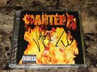 Vinnie Paul Rex Brown Rare Signed Pantera Reinventing The Steel CD Hellyeah COA