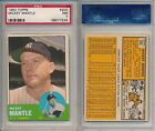 Comprehensive Guide to 1960s Mickey Mantle Cards 82