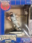 1997 Kenner  Starting Lineup Cooperstown Collection Stadium Stars Mickey Mantle