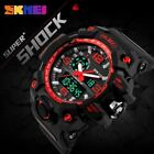 Men Big Sports Men Waterproof Luxury Shock New S Brand Quartz Dial For Wristwatc