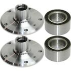 Rear Wheel Bearing  Hub For BMW E36 E46 3 Series iS iC Ci I Left and Right
