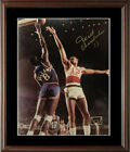 Wilt Chamberlain Cards and Autographed Memorabilia Guide 28