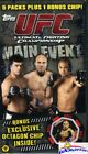 2010 Topps UFC Main Event Uncaged 9