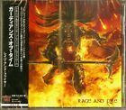 GUARDIANS OF TIME-RAGE AND FIRE-IMPORT CD WITH JAPAN OBI F04