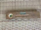 Small, Steel, Wood Vintage / antique Spirit Level 1900/20