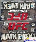 2010 Topps UFC Main Event Uncaged 6