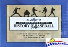 2018 Leaf History Baseball Factory Sealed Box-Slabbed Cut Signature AUTOGRAPH
