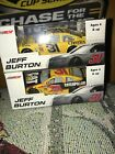 2013 Nascar Jeff Burton Diecast 164 Caterpillar and Cherrios Lot Of 2