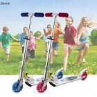 Aluminum Kick Scooter for Kids Child Deluxe 2 Wheel Glider w LED Wheel ALYH