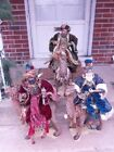 3 Kings Wise Men LARGE 27 Christmas Nativity Decorations display Holiday LOOK