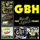 GBH The Rough Justice Years 5 Disc New CD Box Set