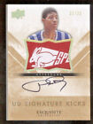Collectors Getting a Kick Out of 2013-14 Exquisite Signature Kicks Shoe Cards 27