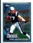 Rob Gronkowski Rookie Card Guide and Checklist 29