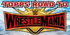 2020 Topps WWE Road to WrestleMania Cards 17