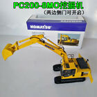 143 Komatsu PC200 8 MO Hydraulic Excavator Diecast Toy Model GiftCollection