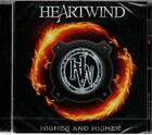 HEARTWIND - Higher And Higher - CD Album *NEW & SEALED*