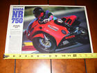 1992 HONDA NR 750 - ORIGINAL ARTICLE