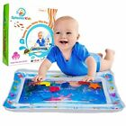 Splashinkids Inflatable Tummy Time Premium Water mat Infants Toddlers is The