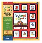 School Years Personalized 24 Pocketful Memories Book Album Scrapbook