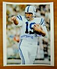 Johnny Unitas Cards, Rookie Card and Autographed Memorabilia Guide 34