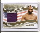 Evander Holyfield Boxing Cards and Autographed Memorabilia Guide 9