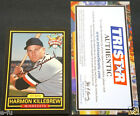Harmon Killebrew Baseball Cards, Rookie Card and Autographed Memorabilia Guide 11