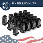 23 Black Lug Nuts 1 2 20 Acorn for Jeep Wrangler JK TJ YJ CJ KJ ZJ 5x55 5x45