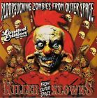 Bloodsucking Zombies from Outer Space - Killer Klowns from Outer Sp CD #G124500